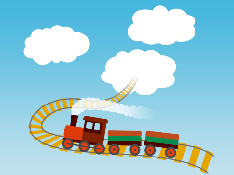 Cloud rails